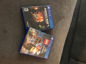 PS4 games for Sale in Troutdale, OR