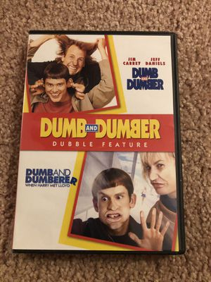 Dumb & Dumber/Dumb & Dumberer DVD - Double Feature for Sale in Victoria, TX