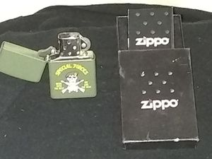 Special forces zippo for Sale in Phoenix, AZ