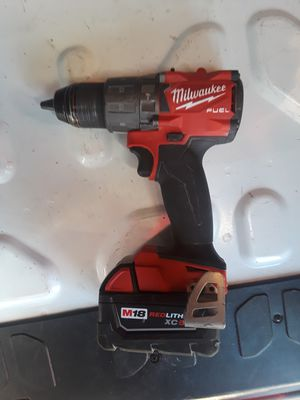 Milwaukee hammer drill for Sale in Pittsburg, CA