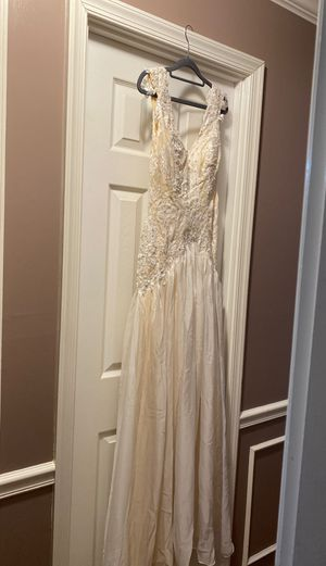 Ivory Formal/Wedding/Bridal Dress/Gown - NEW w/ Tags for Sale in Annandale, VA
