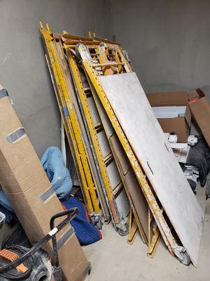 3 complete Scafolding for Sale in Santa Ana, CA