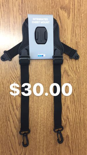 GoPro Chest Mount for Sale in Phoenix, AZ