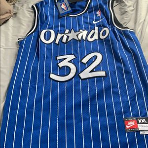 Men's Shaquille O'Neal Nike Jersey 2XL Stitched for Sale in Cape Coral, FL