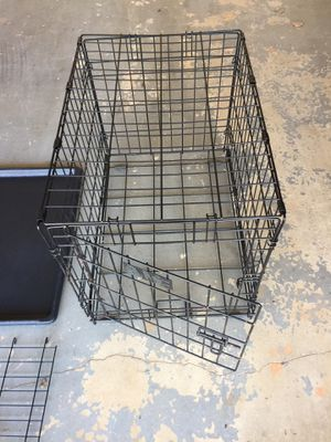 "Icrate Collapsible Pet Cage 17""x20""x24"" for Sale in Mary Esther, FL"