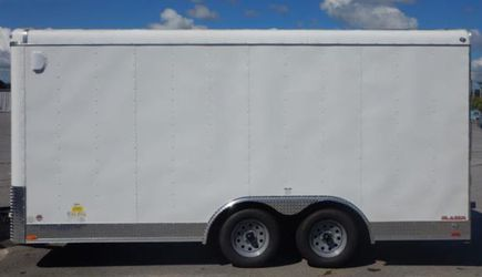 Well maintained 2019 Cargo Mate 7X16 for Sale in Wilmington,  DE