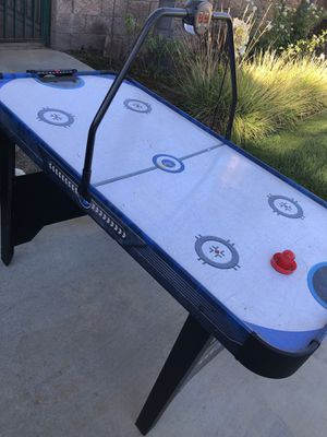 Hockey table needs accessories and power adapter for Sale in Highland, CA