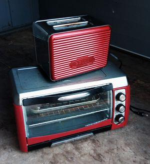 Red Kitchen Appliances 🍎 for Sale in Modesto, CA