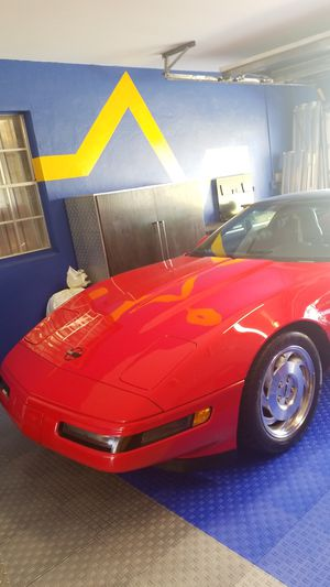 1994 Chevy Corvette coupe 46k miles 1 owner for Sale in North Palm Beach, FL