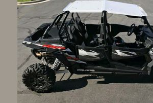 White after market roof top for rzr 1000 xp.. for Sale in Yuma, AZ