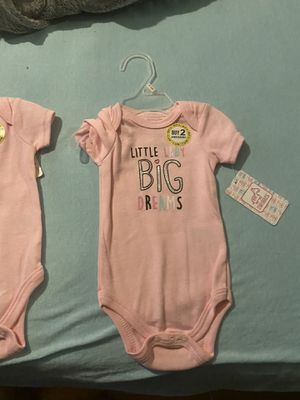 Baby girl cloths 0/3 3/6 3/9 selling as bundle for Sale in Philadelphia, PA