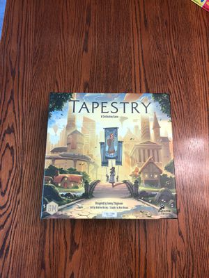 Tapestry board game for Sale in Gig Harbor, WA