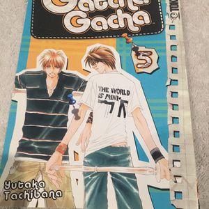 Gatcha Gatcha Manga for Sale in Glendora, CA