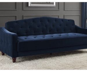 Novogratz Vintage Tufted Sofa Sleeper II for Sale in Gaithersburg, MD
