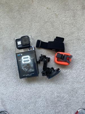 GoPro Hero 8 BUNDLE for Sale in Miami Beach, FL