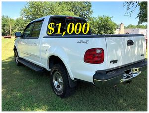 ⚡️📗⚡️$1,OOO For Sale URGENT 🔑2OO2 Ford F-15O 🔑Non-smoker CLEAN TITLE⚡️📗⚡️ for Sale in Billings, MT