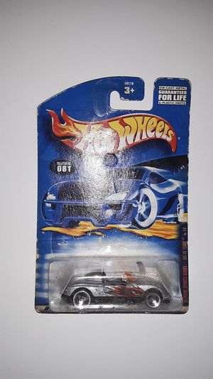 Hot Wheels 2001 Collector #081 Extreme Sports Series 1 of 4 MX-48 Turbo 50119 for Sale in San Diego, CA