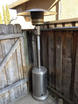 Outside patio heater for Sale in Hayward, CA