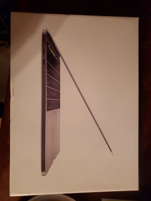 Apple MacBook Pro 228GB SSD/ Touch Bar and free accessories! for Sale in Santa Cruz, CA