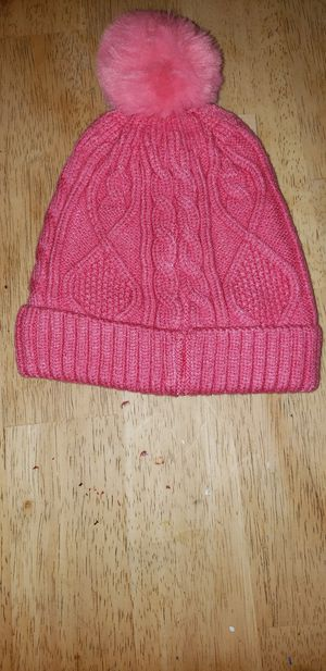 CC Kids Pink Lined Beanie for Sale in Rockland, MA