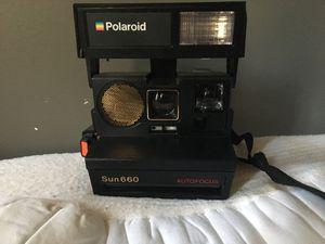 Polaroid Sun 660 for Sale in Kennebunk, ME