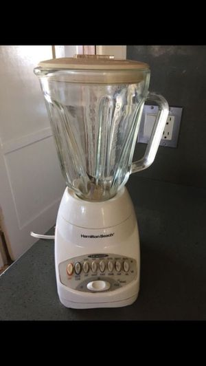 Hamilton Beach 14 speed blender for Sale in Los Angeles, CA