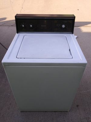 ))Kenmore washer extra large capacity(can deliver for free (30 days warranty for Sale in Claremont, CA