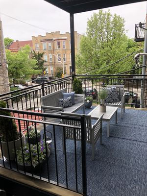 Outdoor Seating Set for Sale in Chicago, IL