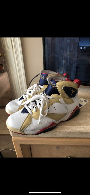 Air Jordan Olympic 7 for Sale in Adelphi, MD