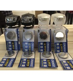 Bike Light (black And White) 4pcs for Sale in Rancho Cucamonga,  CA