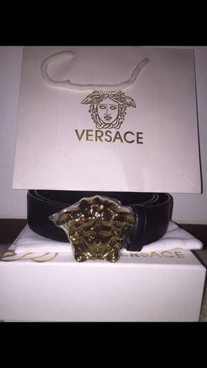Versace Belt Brand New Authentic Luxury for Sale in Sterling Heights, MI