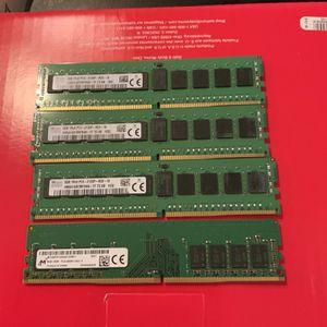 DDR4 DESKTOP RAM for Sale in Chicago, IL