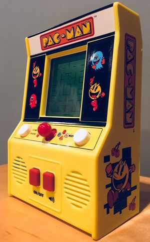 Mini Retro Pac-Man Game w/Sound Effects + 4 Modes of Play, BATTERIES INCLUDED for Sale for sale  Clifton, NJ