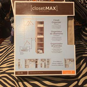 Closet MAX Closet Organizer for Sale in Orange, CA