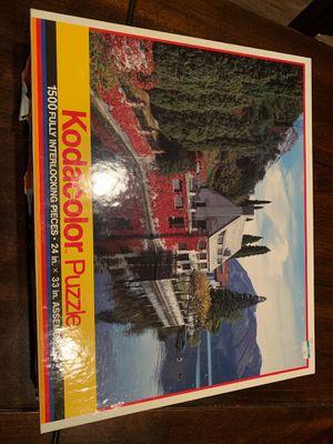 1500pc puzzle for Sale in Stockton, CA