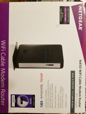 Netgear Modem Router for Sale in Lebanon, PA