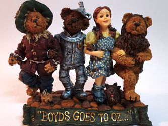 The Bearstone Collection Wizard of Oz Boyds Bears & Friends Figurine 2000 Ltd. Ed. for Sale in Lake Forest,  CA