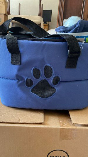 Small pet bag new for Sale in Twentynine Palms, CA