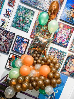 Arreglo de Globos - Balloon Bouquet Thanksgiving for Sale in Hollywood, FL