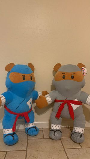 Two ninja doll like new for Sale in Chandler, AZ