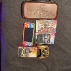 Nintendo switch Lite bundle for Sale in Arlington,  WA