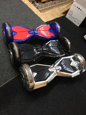 Hoverboards with Bluetooth for Sale in Chicago, IL