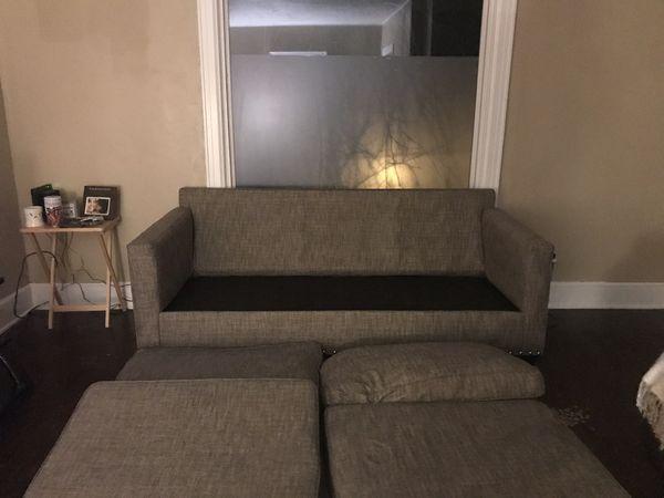 Grey Sofa *NON SMOKERS*