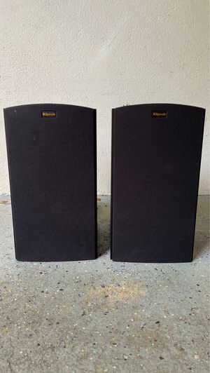 Klipsch speakers for Sale in Westfield, NJ