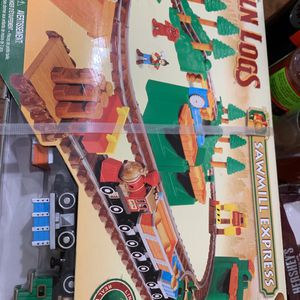 Lincoln Logs Sawmill Express for Sale in Cupertino, CA