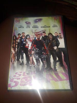 Good shape suicide squad movie for Sale in Phoenix, AZ