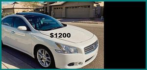 $1200 Nissan Maxima for Sale in Washington, DC