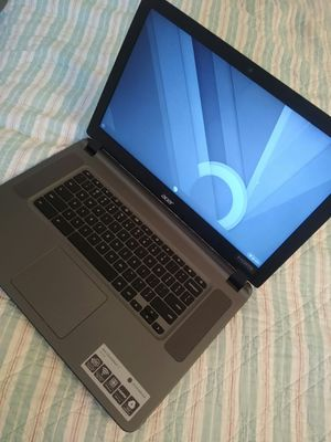"""15"""" ACER CHROMEBOOK GOOD CONDITION WORKING GREAT for Sale in Los Angeles, CA"""