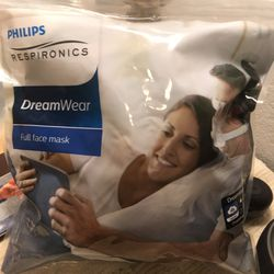Philips Respironics DreamWear Originally Bought For $130 Full Face Mask for Sale in Elk Grove,  CA