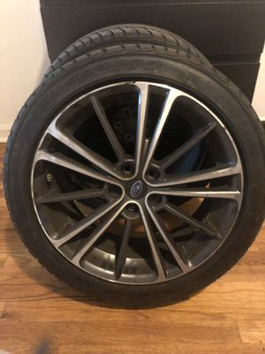 Subaru BRZ stock tiers 215/45R17 for Sale in Queens, NY